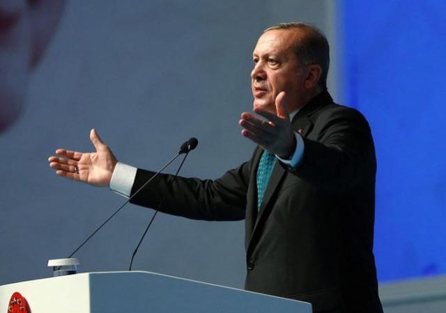 Erdoğan'dan Merkel'e: Nazi uygulaması yapıyorsun