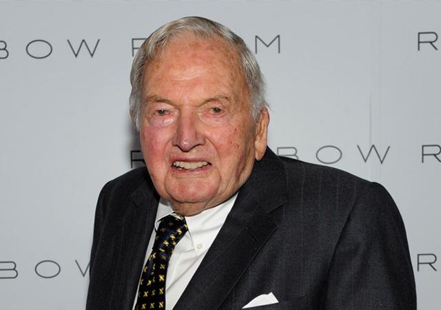 ABD'li milyarder David Rockefeller hayatını kaybetti