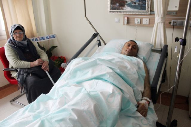 Silahlı saldırıya uğrayan belediye başkanı: Şaka yaptığını sandım