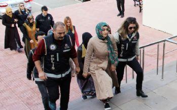 'FETÖ ablası' engelli çocuğu için serbest bırakıldı