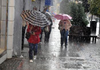Meteoroloji'den 5 il için yağmur uyarısı