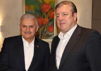 Başbakan Yıldırım: Gürcistan'la ticaretimiz her türlü şarta rağmen artarak devam ediyor