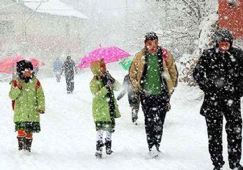 Meteoroloji'den yoğun kar uyarısı geldi.. İşte o iller için gelen kar uyarısı