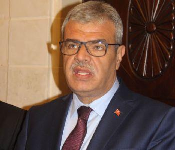 Başbakan Yardımcısı Kaynak'tan El Bab açıklaması