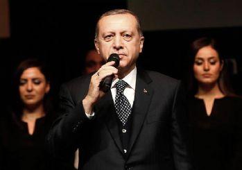 Cumhurbaşkanı Erdoğan: Müzik üniversitesi kuracağız