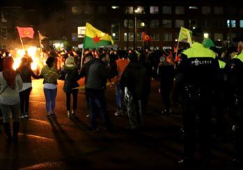 Hollanda'dan PKK'ya izin!
