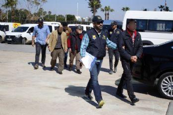 Antalya'da DEAŞ operasyonu: 5 gözaltı