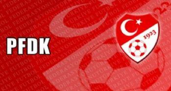 Beşiktaş ve Trabzonspor PFDK'ya sevk edildi
