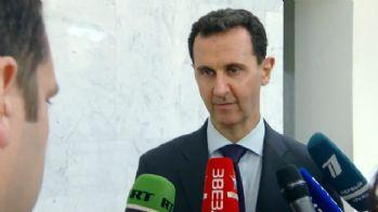 Esad'dan 'Rakka operasonu' açıklaması