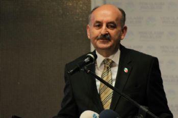 Bakan Müezzinoğlu istihdam edilen kişi sayısını açıkladı