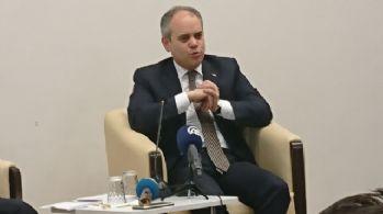 Bakan Kılıç: Ankara'ya yeni stat için düğmeye bastık