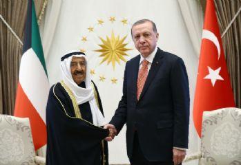 Kuveyt Emiri'ne Devlet Nişanı
