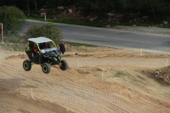 Türkiye'nin ilk ATV - UTV pisti yarışlara hazır