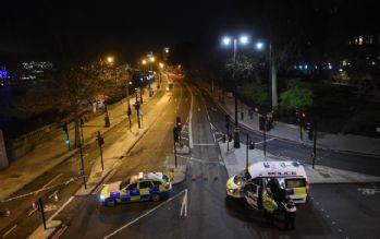 Londra'daki saldırının bilançosu: 5 ölü, 40 yaralı