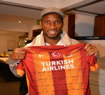 Drogba'nın Galatasaray özlemi