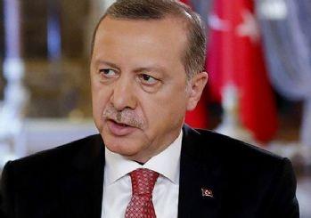 Cumhurbaşkanı Erdoğan: Almanya Cumhurbaşkanı Steinmeier'a teessüf ediyorum