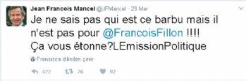 Fransız Milletvekilinden Arap gazeteciye 'sakallı' ima