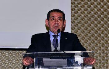 Dursun Özbek mali ve idari yönden ibra edildi