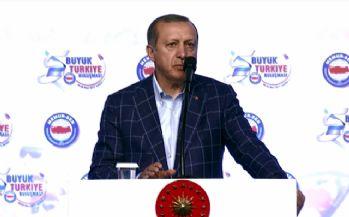 Erdoğan: İnsani yardımda en cömert ülke Türkiye