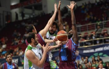 Trabzon'dan deplasmanda 10 sayı fark