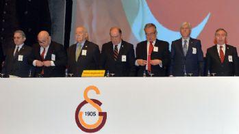 Galatasaray'ın gelir-gider bütçesi açıklandı
