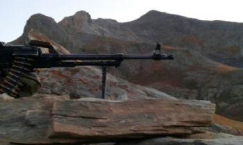 Hakkari'de çatışma: 1 şehit, 22 terörist öldürüldü