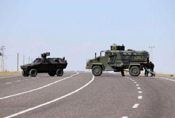 Yola EYP döşemeye çalışan teröristler öldürüldü