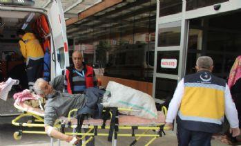 El Bab'da patlama: 2 ölü