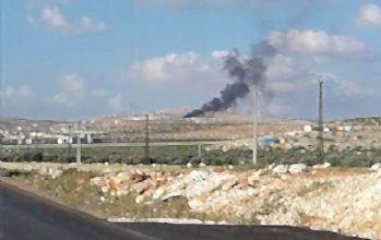 Suriyeli muhalifler Hizbullah'ı vurdu