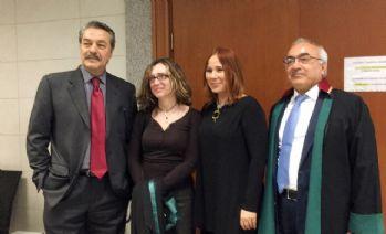 Tiyatrocu Jülide Kural'a 1 yıl 3 ay hapis