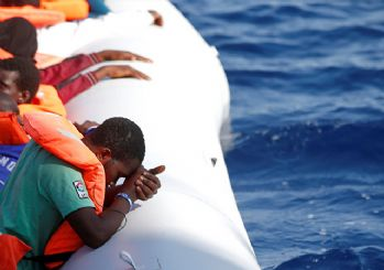 Libya'da sığınmacı botu battı: 145 kişi kayıp