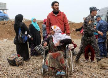 Suriye'yi terk edenlerin sayısı 5 milyonu geçti