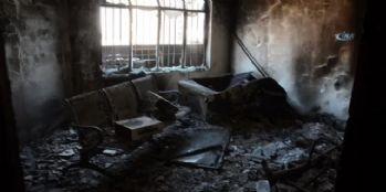 Musul'da DEAŞ'a ait karakol tespit edildi