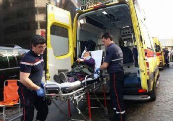 Referandum oylamasının yapıldığı Brüksel Başkonsolosluğu'nda kavga: 3 kişi bıçaklandı