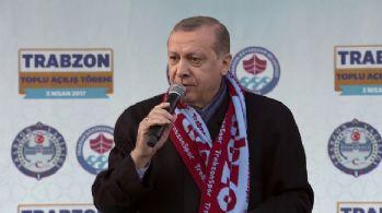 Cumhurbaşkanı Erdoğan operasyon sinyalini verdi