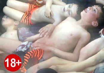 Esad'dan kimyasal katliam! İdlib'den korkunç görüntüler