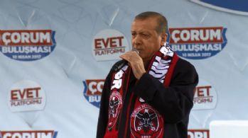 Cumhurbaşkanı Erdoğan'dan o ilçelere müjde