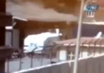 İşte Diyarbakır'daki patlama anı!