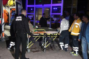 El Bab'da patlama: Yaralılar var