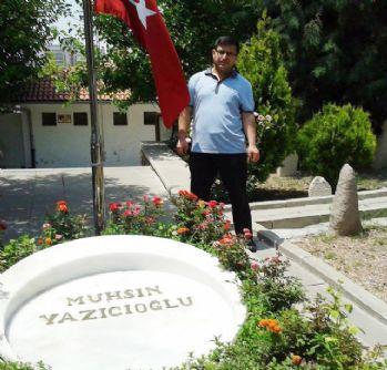 Muhsin Yazıcıoğlu ile aynı kaderi paylaştı