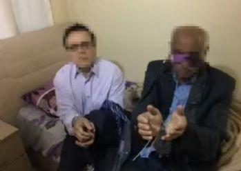 'Sempozyum' bahanesiyle İstanbul'a çağırıp kaçırdılar