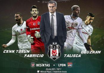 Vodafone Arena'da tarihi maç!