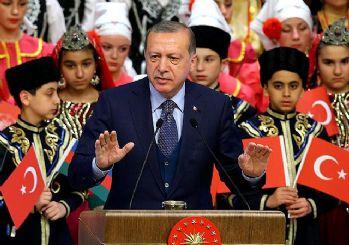 Erdoğan'dan Nazım Hikmet şiiri: Çocuklar Öldürülmesin...