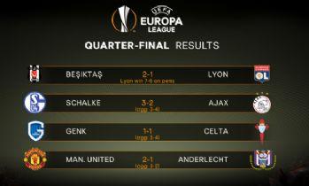 UEFA Avrupa Ligi'nde yarın finalistler belli oldu