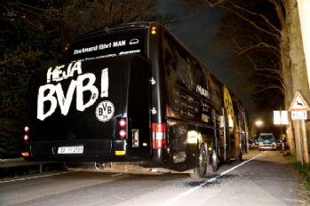 Borussia Dortmund saldırganı tutuklandı