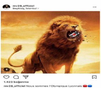 Beşiktaşlıları kızdıran paylaşım