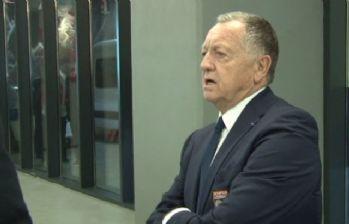 Lyon Başkanı Aulas'tan Beşiktaş açıklaması