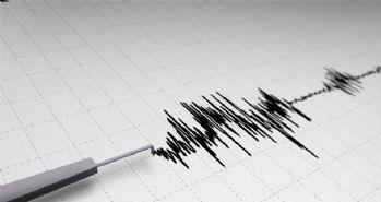 Ege'de korkutan deprem! İzmir'de deprem
