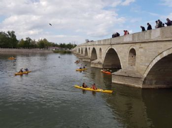 Meriç Nehri'nde bir ilk