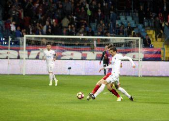 Kardemir Karabükspor -Kasımpaşa karşılaşması golsüz bitti